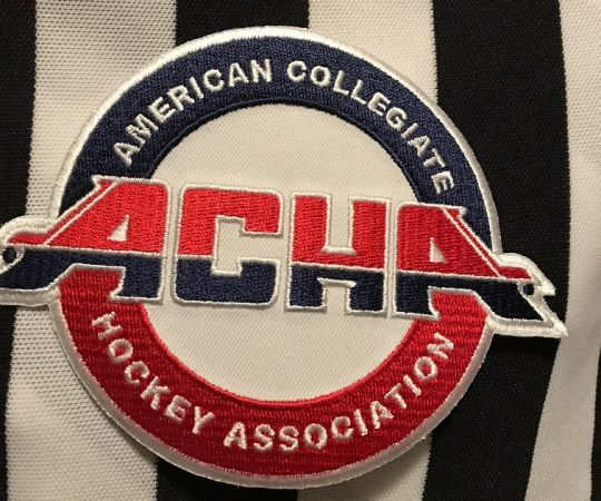 ACHA Crest/Sticker Package