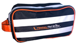 Hockey Ref Shop Striped 3 Compartment Accessory Bag
