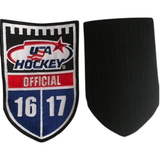 Easy Stick USA Hockey Crest Velcro