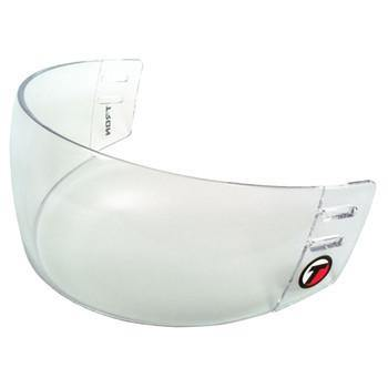 Tron S30 Anti-Fog + Anti-Scratch Clear Hockey Helmet Visor - Hockey Ref Shop
