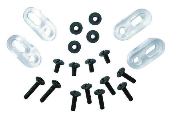 A&R Hockey Helmet Visor Hardware Kit - Hockey Ref Shop