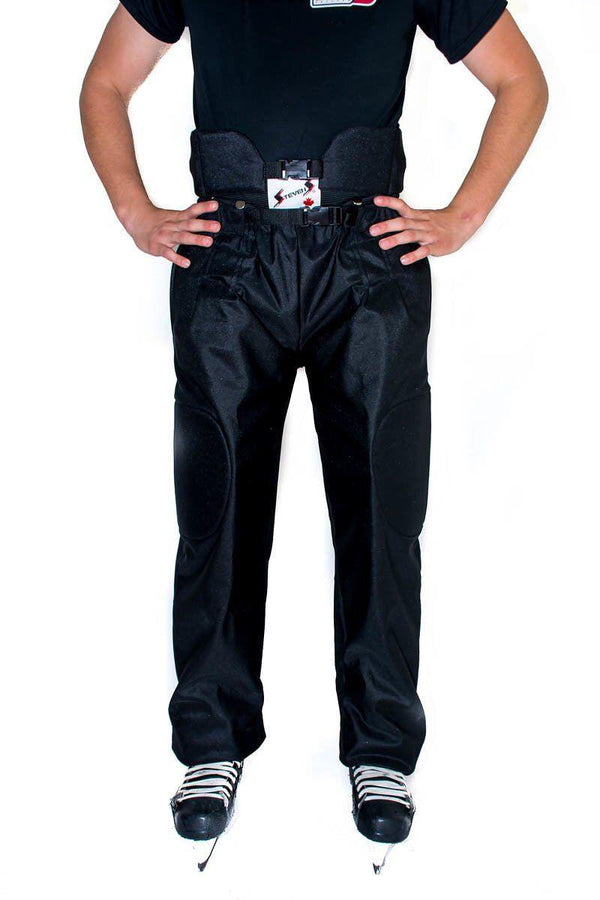 Stevens Pro Padded Hockey Referee Pants - Hockey Ref Shop