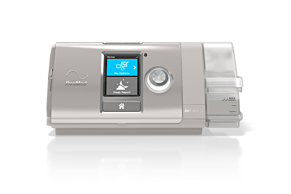 ResMed Aircurve 10 ST BiPAP machine