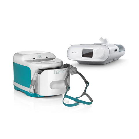Lumin CPAP Sanitizer and Dreamstation