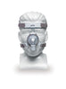True Blue CPAP Mask front view