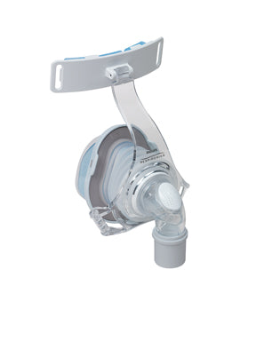 True Blue CPAP Mask