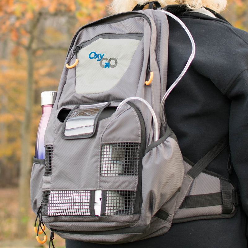 OxyGo Fit-portable oxygen-backpack