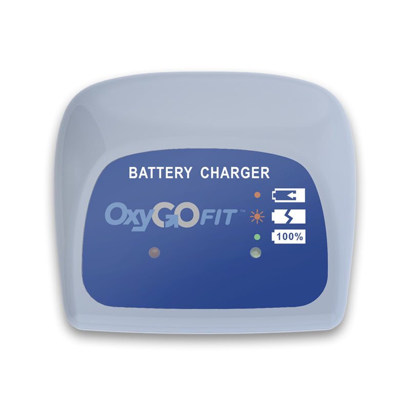 OxyGo Fit Desktop Battery Charger