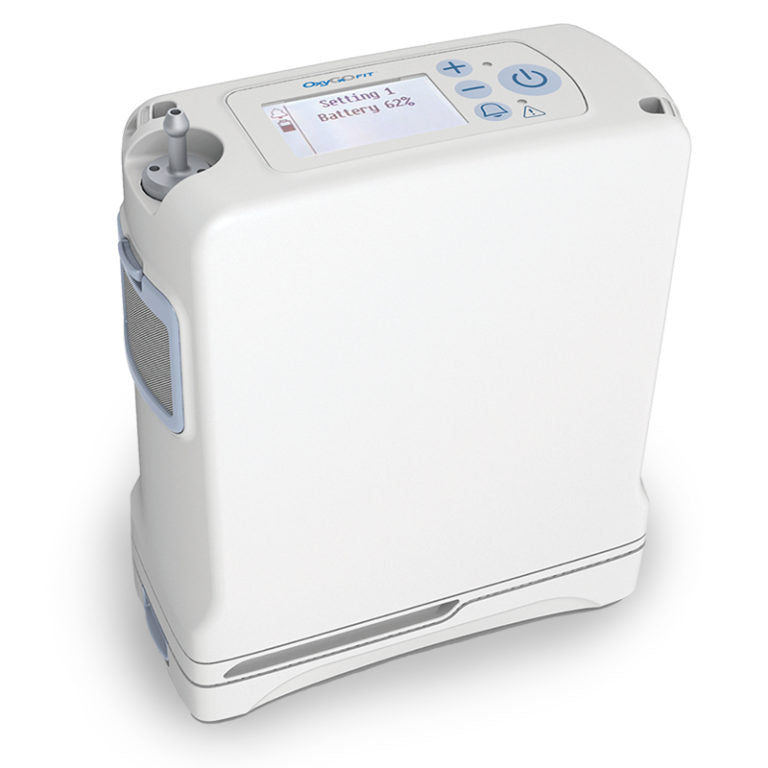 OxyGo Fit Portable Oxygen Concentrator