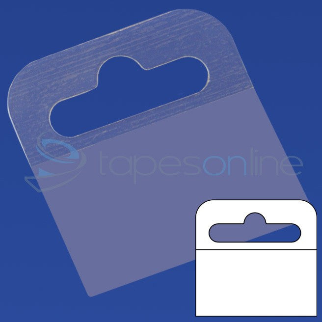 Hang Tab 345-1000 - Point Of Sale Adhesives/Hang Tabs - Tapes Online