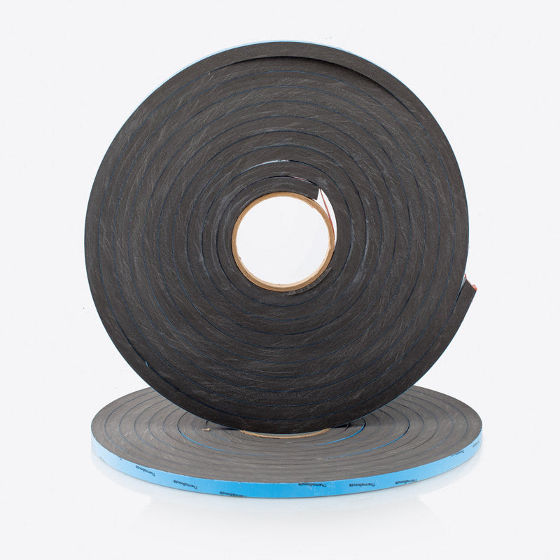 Black Structural Tape 9.5mm x 12mm x 7.6m