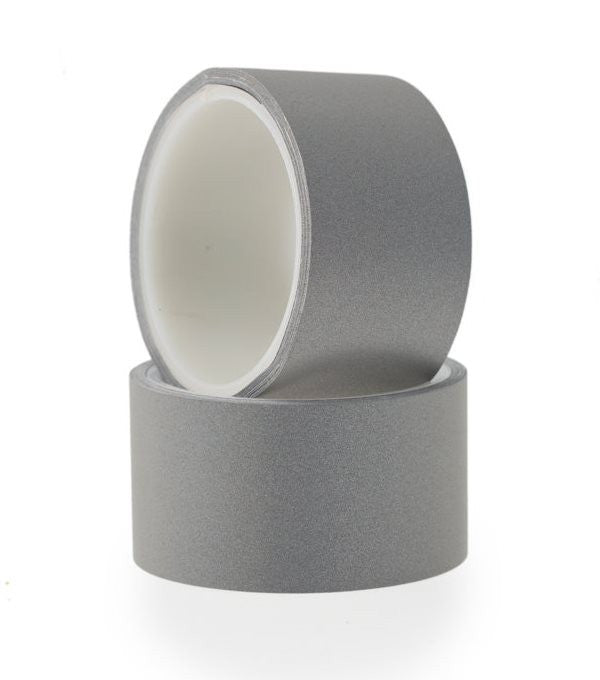 Reflective Tape Silver - Sew On - Safety Tapes/Reflective Tape - Tapes Online