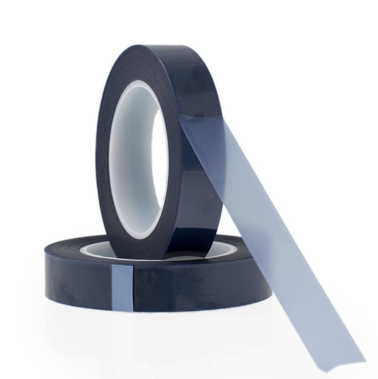 Blue Silicone Tape - Transparent / Clear Tape - Tapes Online