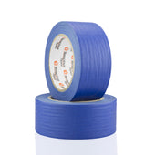 Blue 14 Day U/V Masking Tape 18mm x 50m