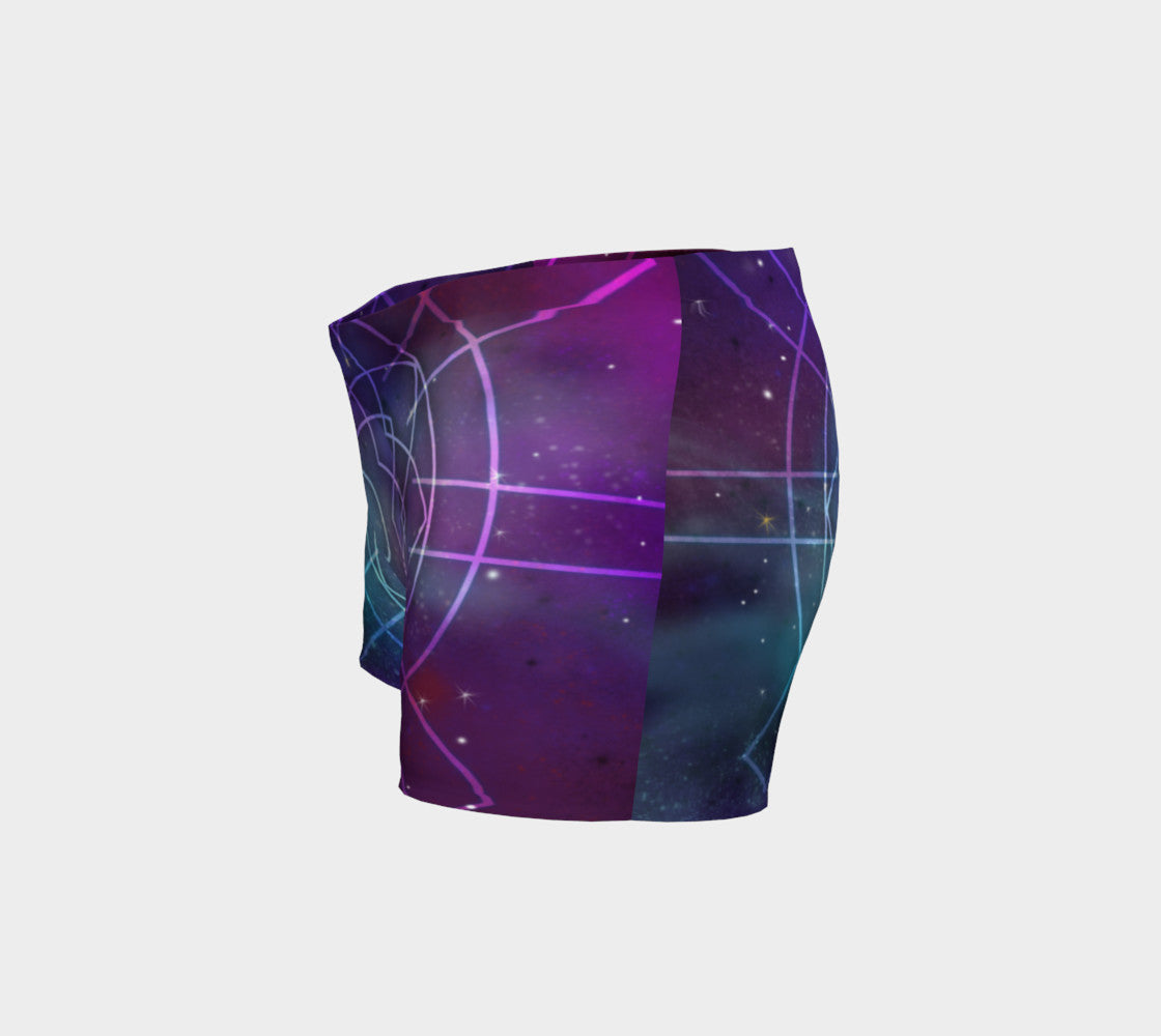 Mystic Galaxy Shorts