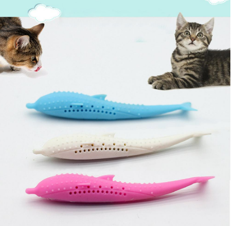 Image of Interactive Cat toothbrush