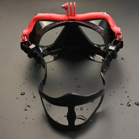 Underwater Diving Mask/ Scuba Snorkel Goggles for GoPro Camera