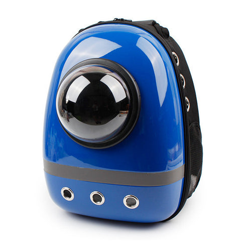 Image of Space Capsule Shaped Pet Carrier /Breathable Pet Backpack For Dogs / Cats
