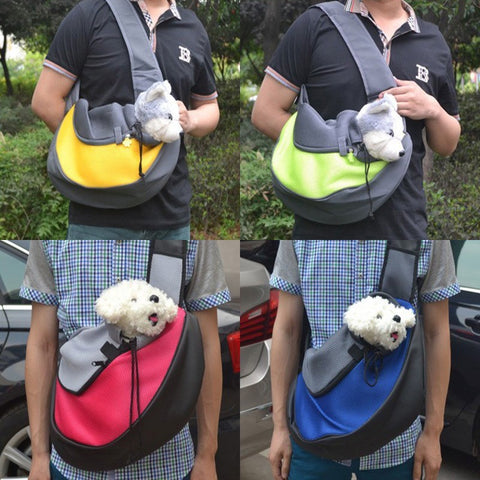Image of Pet Carrier Backpack Pouch
