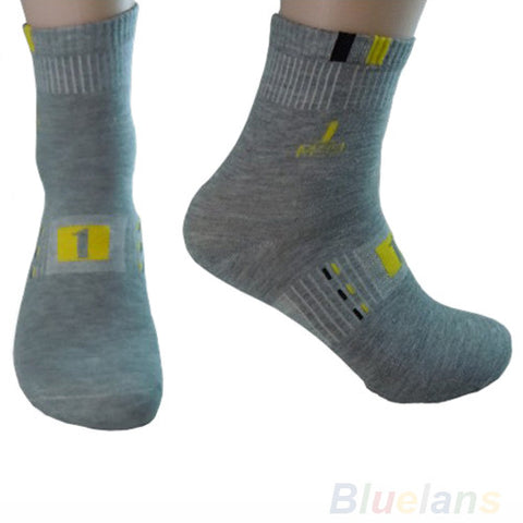 7 Pairs Weekly  Casual Men's Athletic Socks