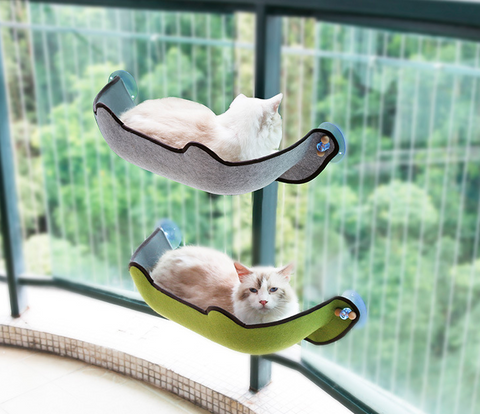 Image of Cat Window Pod Lounger