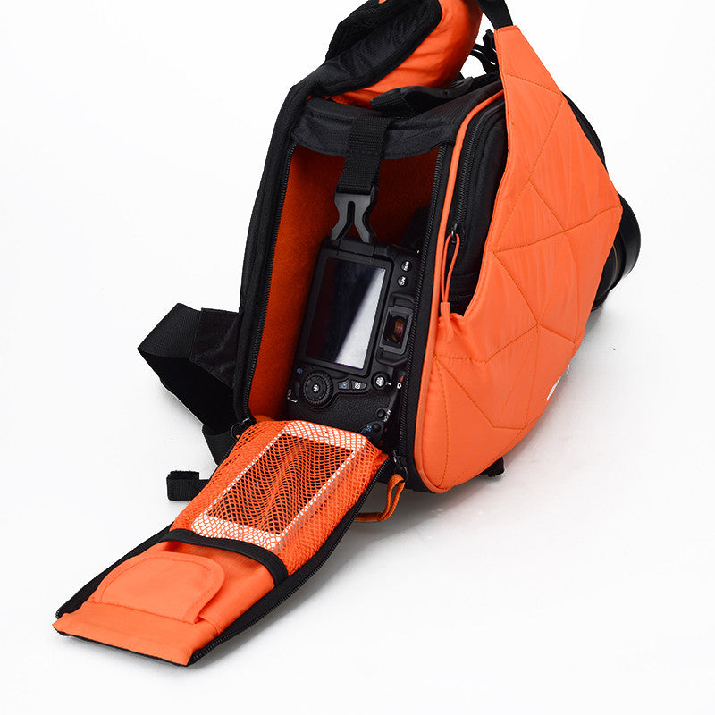 Super Sleek Shoulder Sling Cross Camera Bags