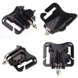 Quick Strap ,Waist Belt Buckle , Button Mount Camera Clip ( Fast Loading Holster)