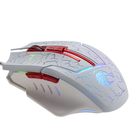 Image of HXSJ Optical Professional Gaming Mouse Mice ( Adjustable 5500 DPI )