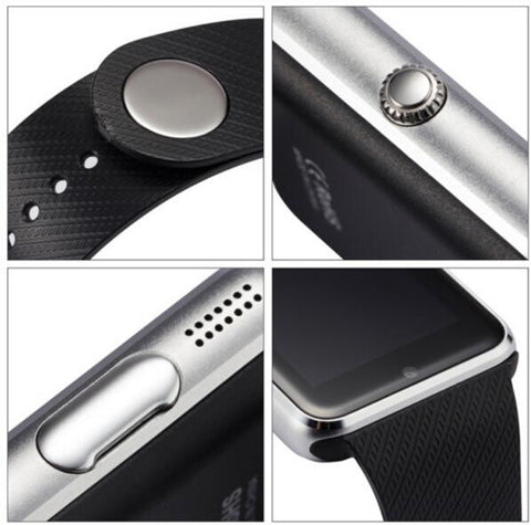 Image of GT08 Bluetooth Smart Watch For Android Phone