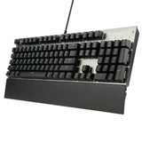 Motospeed Inflictor CK108 Full Key Unlimited Gaming Mechanical Keyboard ( With Wired USB 18 RGB Backlight Mode for Desktop Gamer )