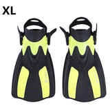 Adult Snorkeling /Diving Swimming Fins Trek