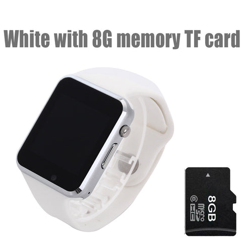 Image of Bluetooth Smart Watch & Sport Pedometer With SIM Camera For  Android Smartphone
