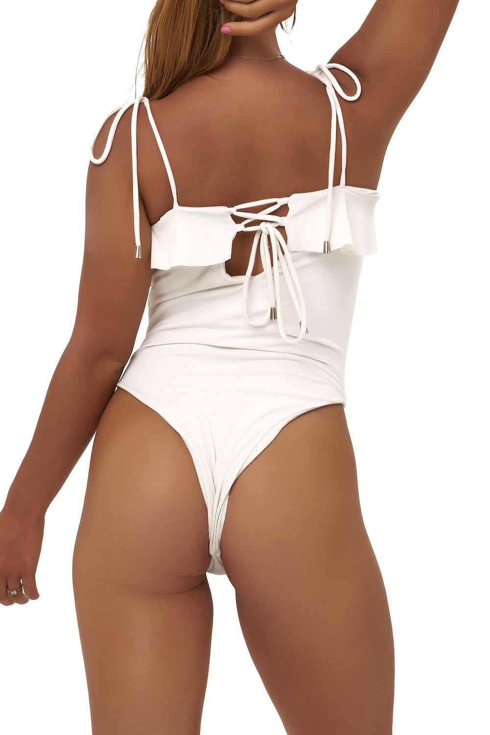 White APOLIMAS One-Piece