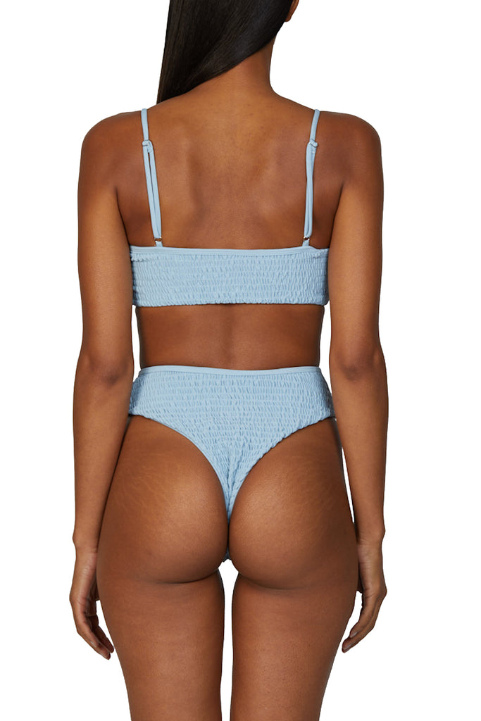SOL Bottom in Light Blue