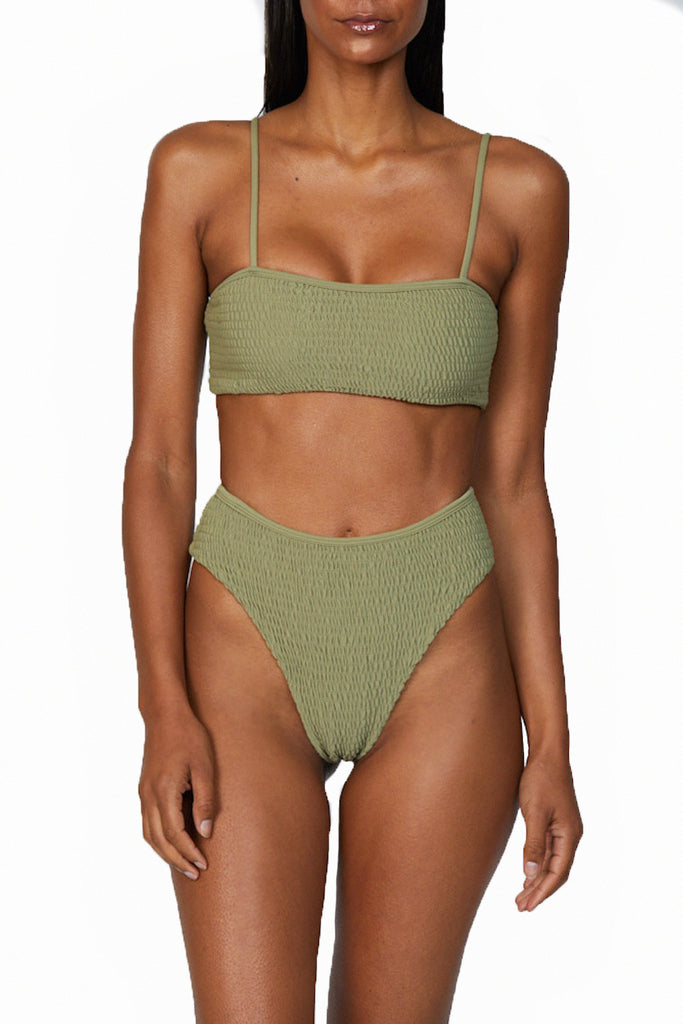 SOL Top in Olive