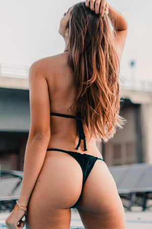 Tarzan Velvet Bottom