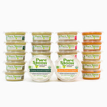 Stage 1 Baby Food Sampler (24-Pack)