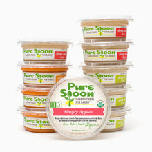 "Stage 1 ""Simply"" Baby Food Sampler (10-Pack)"