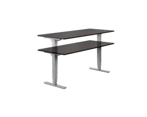 Rectangle Height Adjustable Desk
