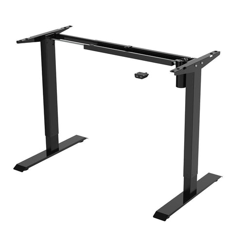 Single Motor Standing Desk Frame with Sitting Time Reminder