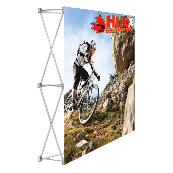 5ft Fabric Popup Display - Tabletop