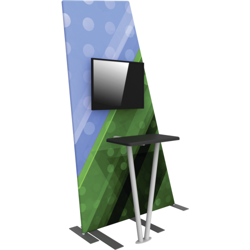 Tension Fabric Kiosk 2