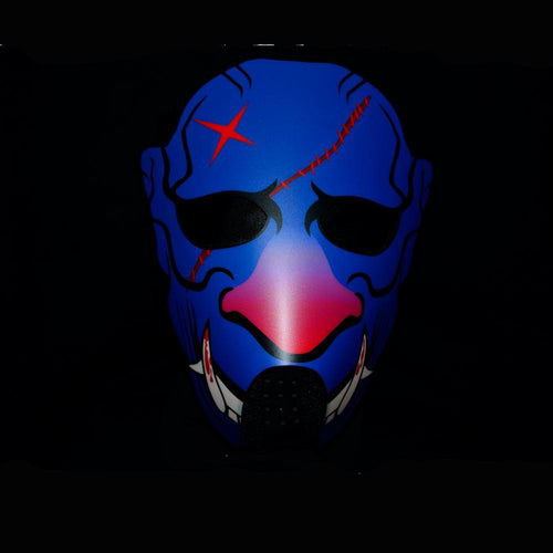 Light Up Sound Activated Mask #7