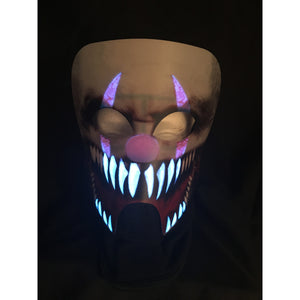 Light Up Sound Activated Mask