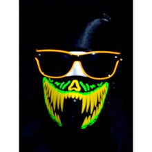 Load image into Gallery viewer, Light Up Rave Party Sunglasses-Yellow