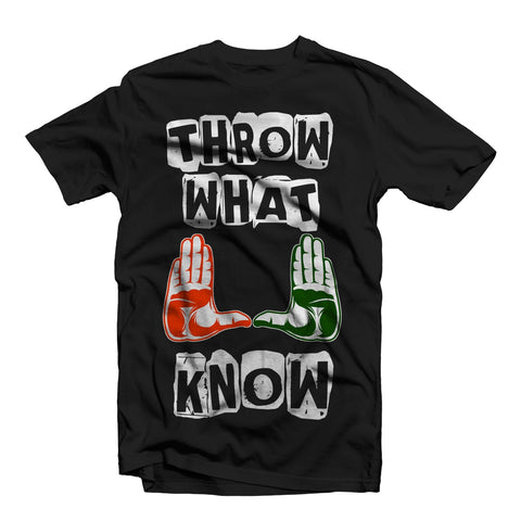 Throw-What-U-Know-Black-Shirt
