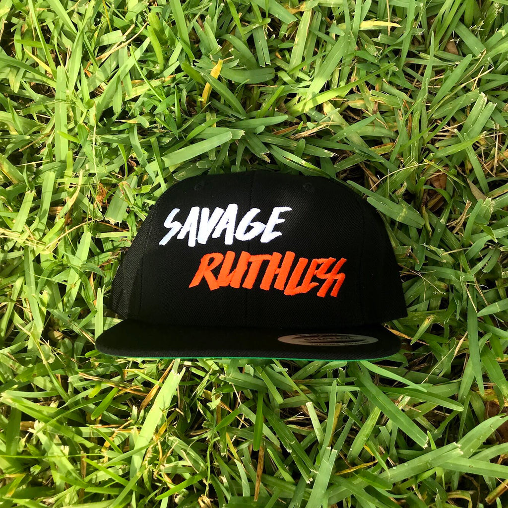 Savage-ruthless-black-hat