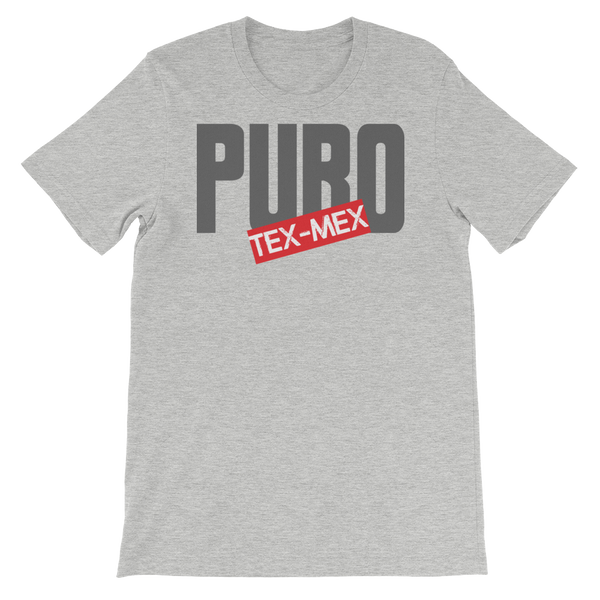 :Puro Tex-Mex Short-Sleeve Unisex T-Shirt