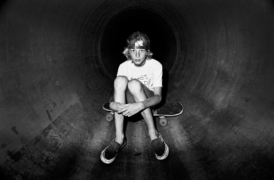 Tony Hawk Vans Skate Photo Collection