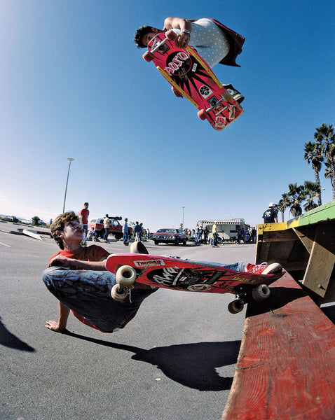 "Win This  11X14"" Hosoi/ Gonz Photo on August 15th"